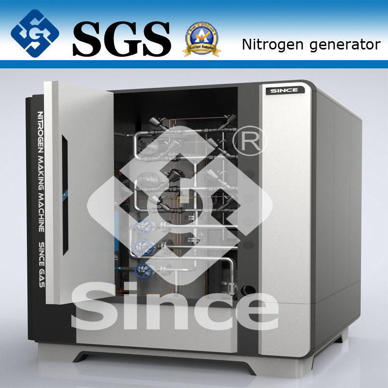 BV, SGS, CCS, ISO, TS Wärmebehandlungsstickstoffgenerator-Paketsystem