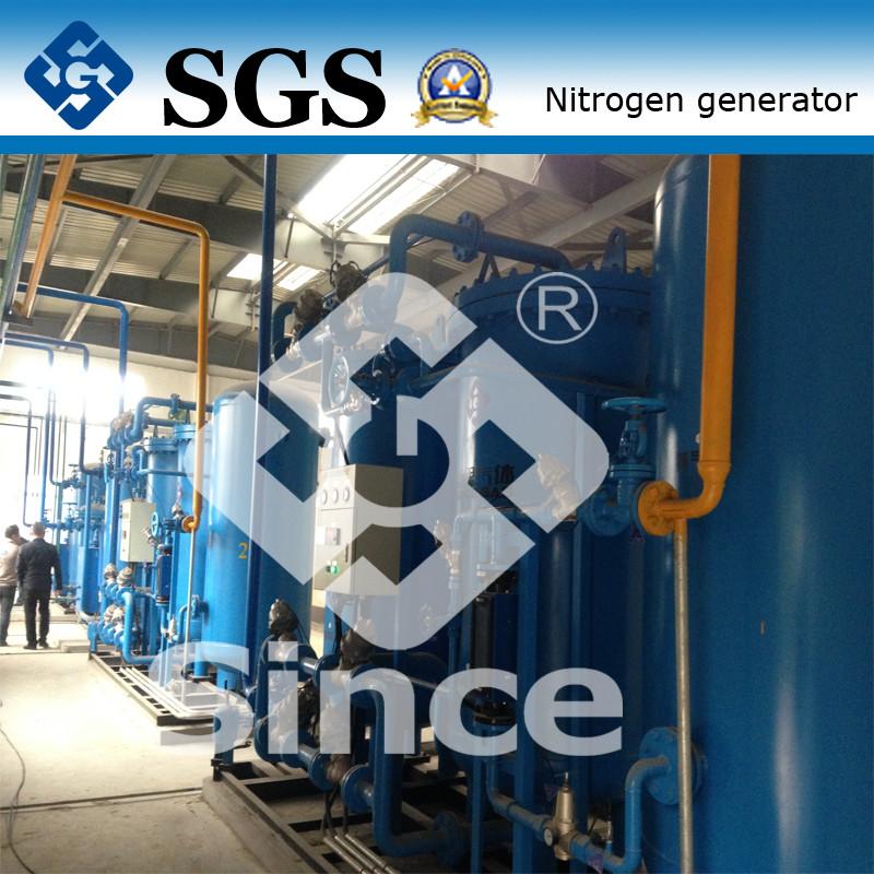 ISO-TS Elektron Psa-Stickstoff-Gas-Generator-Paket-System BV SGS-CCS