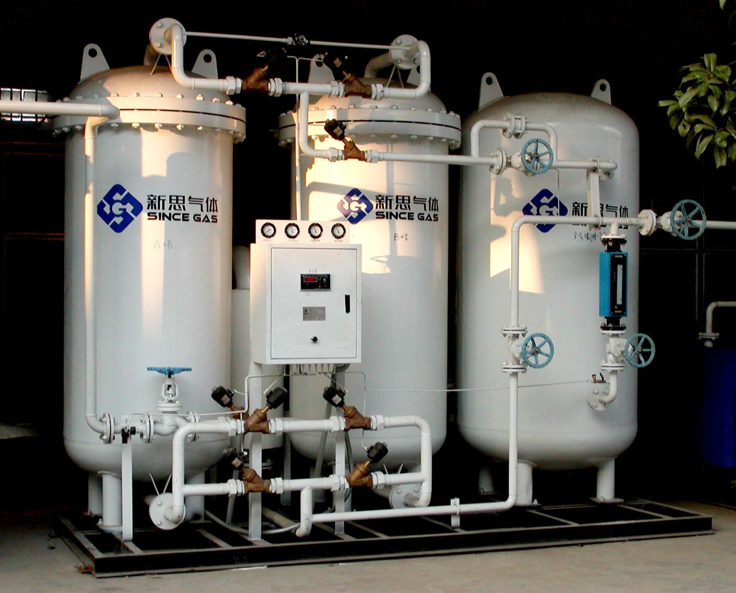 Vollautomatische wasserstoff trockner ausrüstung des hohen